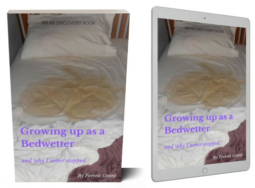 growing up bedwetter